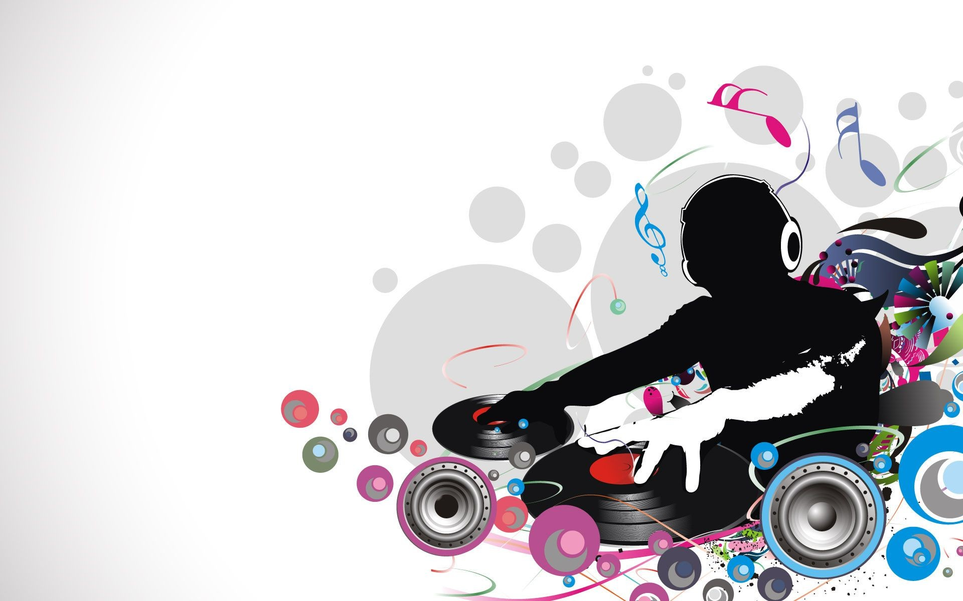 Dj Background Design Png (#1665404).