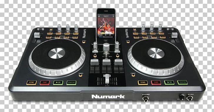 Disc Jockey Audio Mixers DJ Controller Numark Industries DJ.