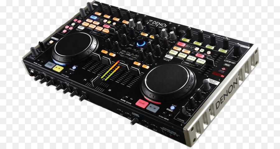 Dj Controller Audio Equipment png download.