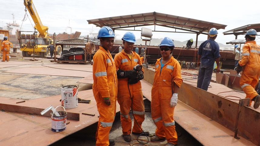 Malum Nalu: Papua New Guinea industry earmarked for major.