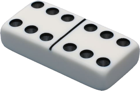 Download Free png 6 6 Domino Example.