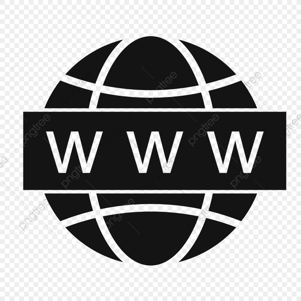 Vector Web Search Icon, Www Icon, Web Icon, Search Icon PNG.