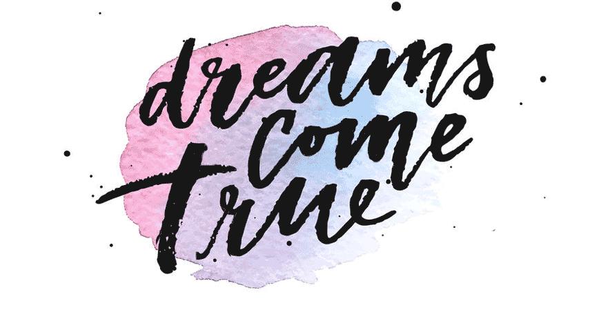 Poem: Where Dreams Come True.