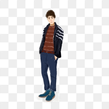 Boys Fashion PNG Images.
