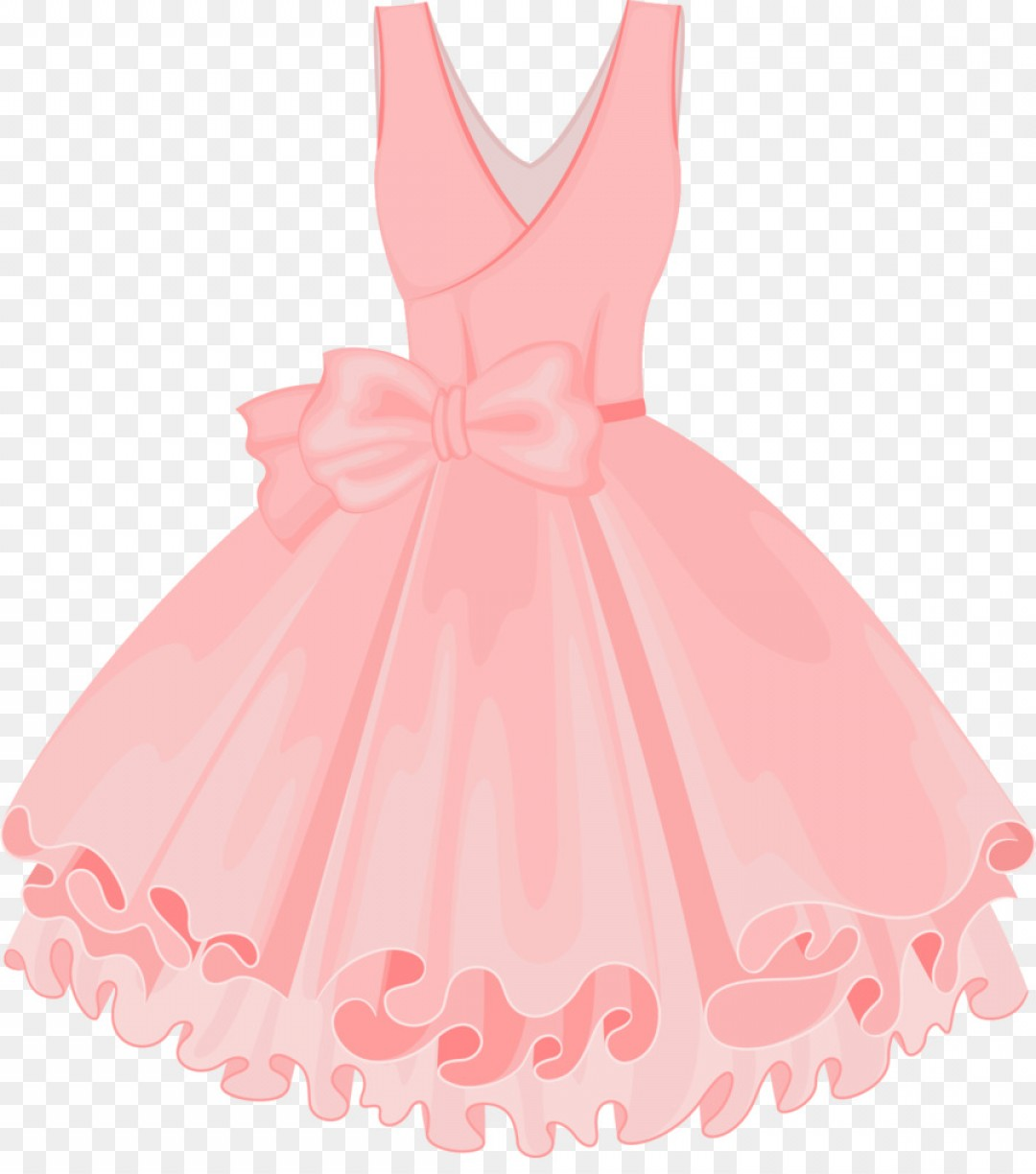 Png Skirt Tutu Dress Vector Painted Pink Tutu.