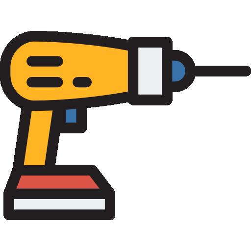 Drilling Icon.