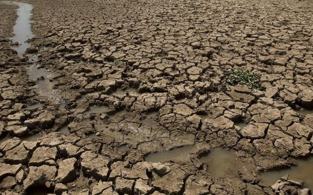 Desperate need for drought relief in PNG\'s Highlands.