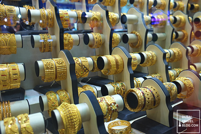 6 Tips when Buying Gold at the Deira Gold Souk.