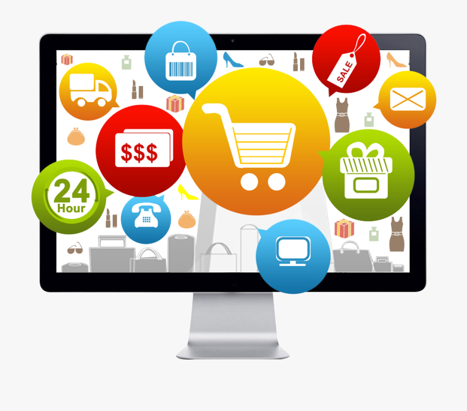 Ecommerce Free Png Image.