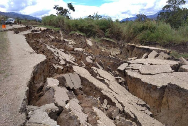 Hela Government casts doubt on PNG Earthquake Report.