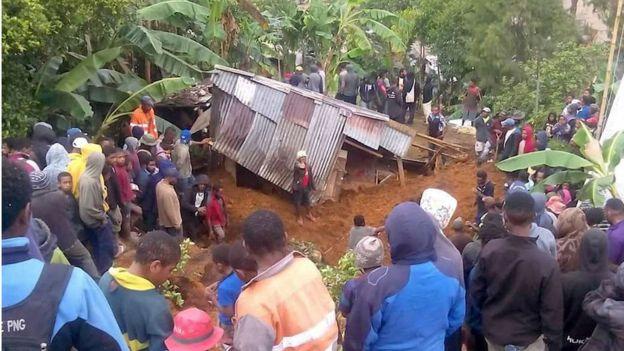 Papua New Guinea earthquake: Tens of thousands need urgent.