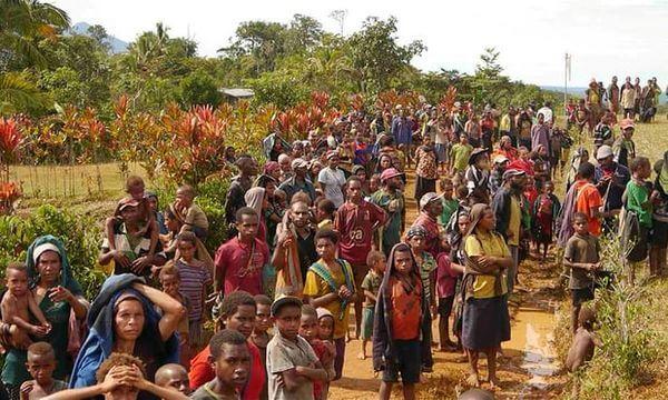 Update on response to Papua New Guinea earthquake.