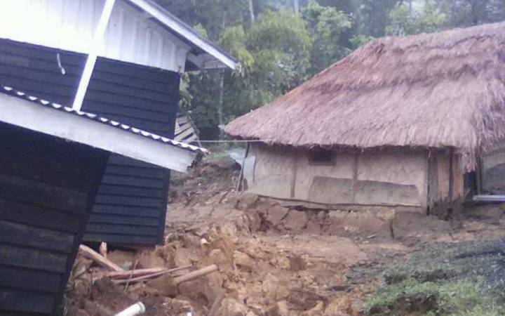 PNG earthquake recovery moving to rehabilitation.