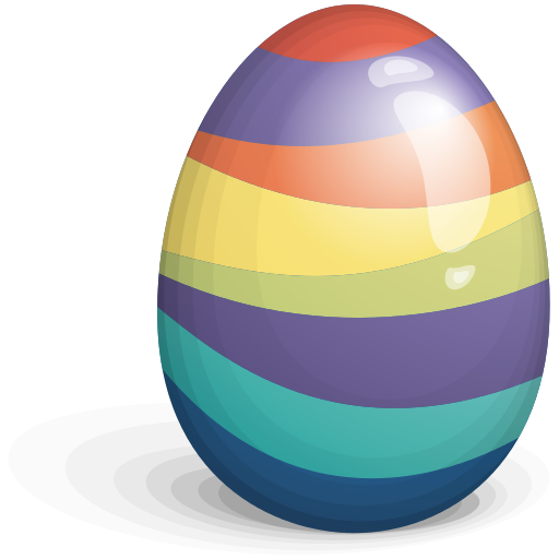 Download Beautiful Easter Eggs PNG For Designing Purpose.