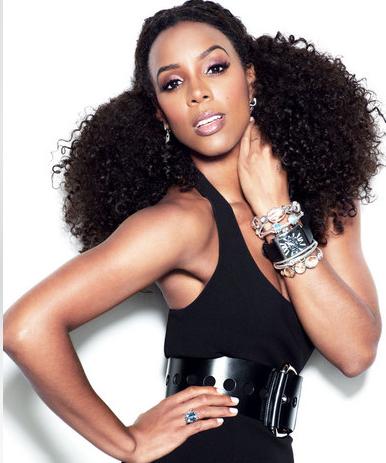 Kelly Rowland\'s Vivacious \'Vegas\' Spread (FULL).