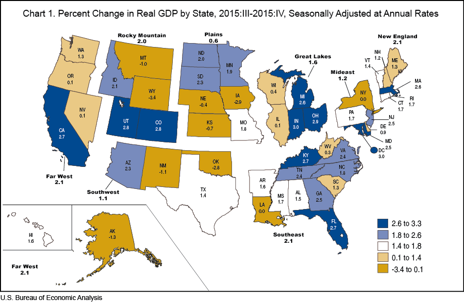 NY economy stagnated at end of 2015 : Empire Center for.