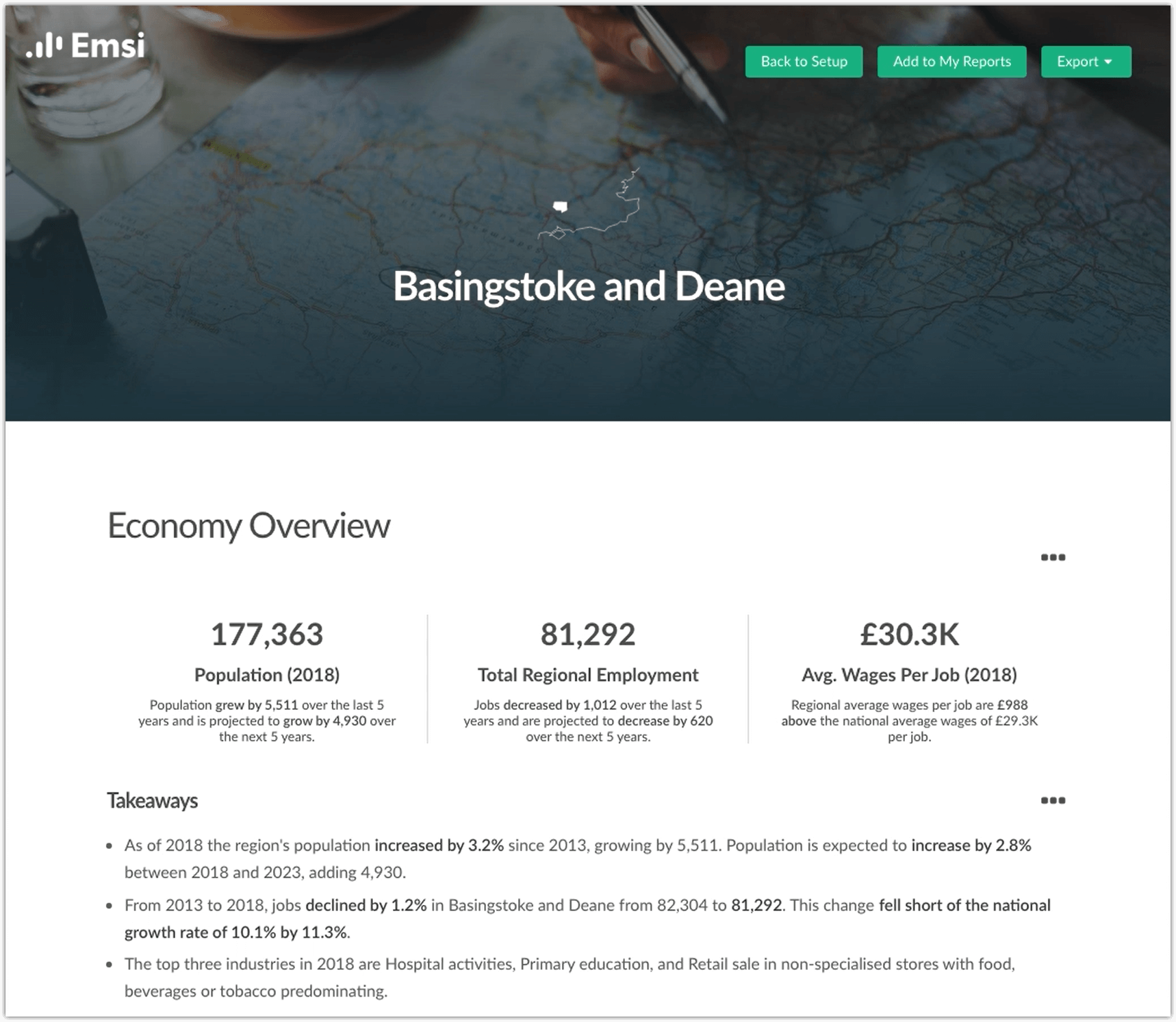 June 2019 Product Update: New Economy Overview.