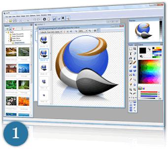 Top 5 Free Icon Editors for the Pro Designer.
