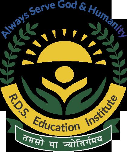 R.D.S Education Institute.