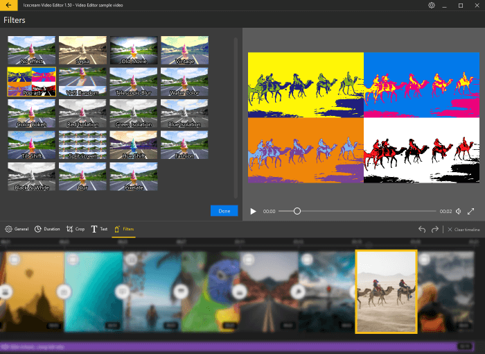 Icecream Video Editor 1.21.