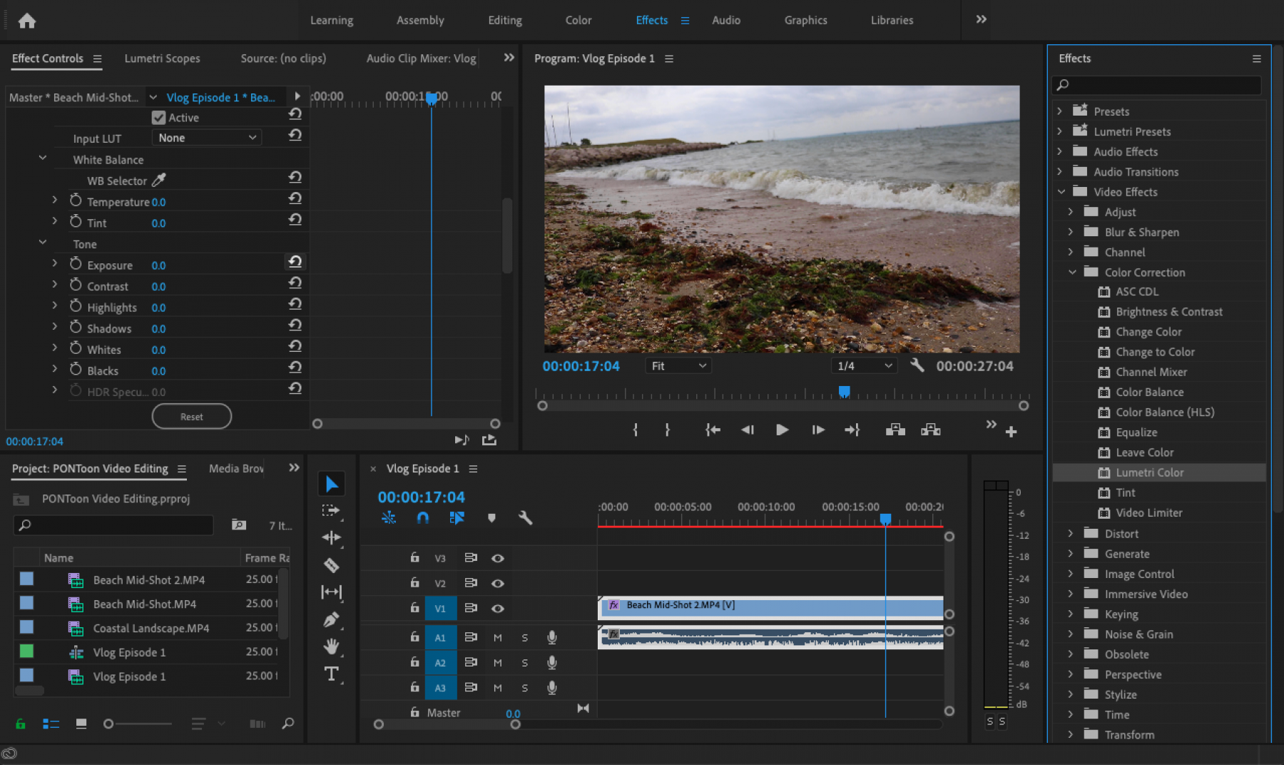 How to Edit Video Using Premiere Pro.
