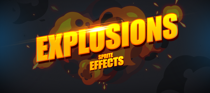 Explosions sprite effects pack.