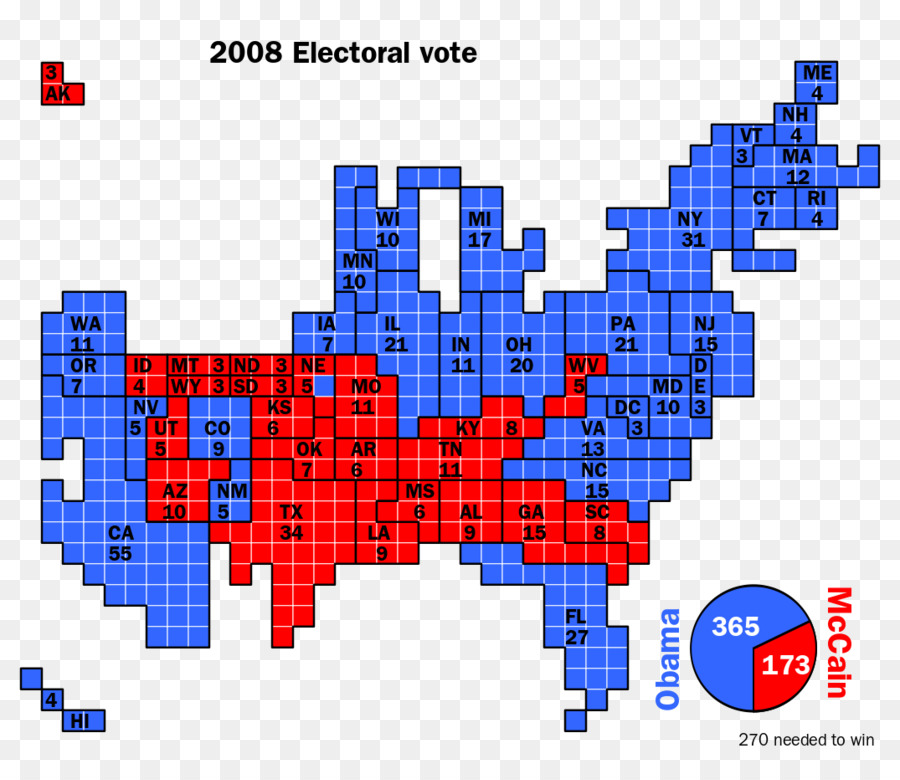 United States Presidential Election 2012 Area png download.