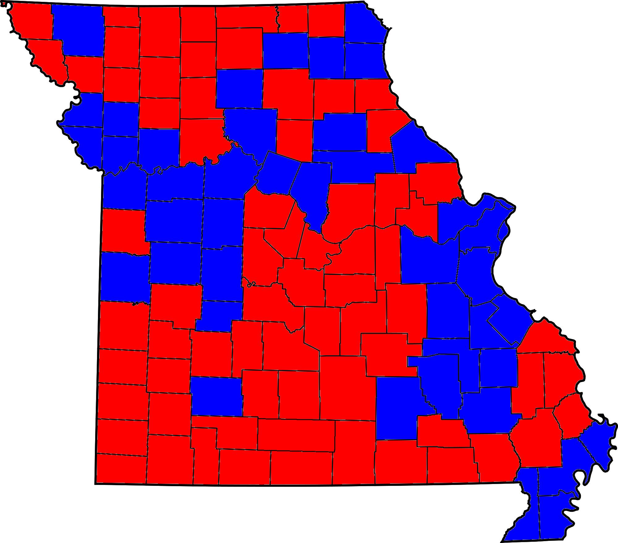 File:Missouri Gubernatorial Election 2012.png.