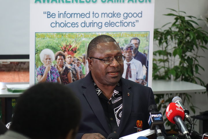 PNG election chief urged to follow rules on declarations.