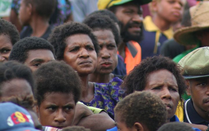 30,000 temporary workers for PNG election.