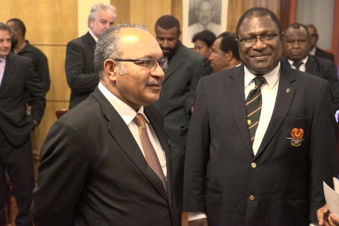 PNG election: Constitutional watchdog intervenes after.