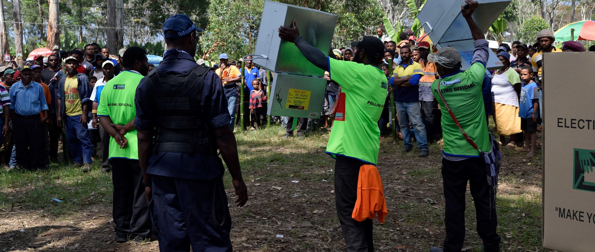 Lessons from the PNG elections.