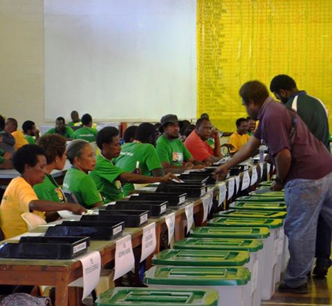 PNGEC ready for 2017 National elections.