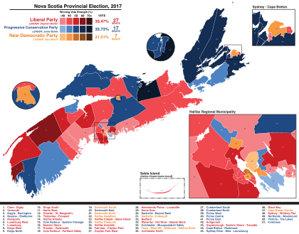 2017 Nova Scotia general election.