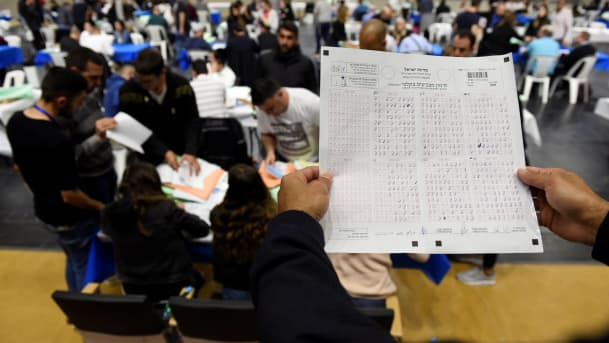 Final election results: Bennett wiped out; Netanyahu\'s Likud.