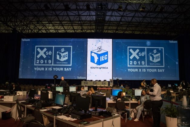 LIVE election results: Count in Gauteng finally also.