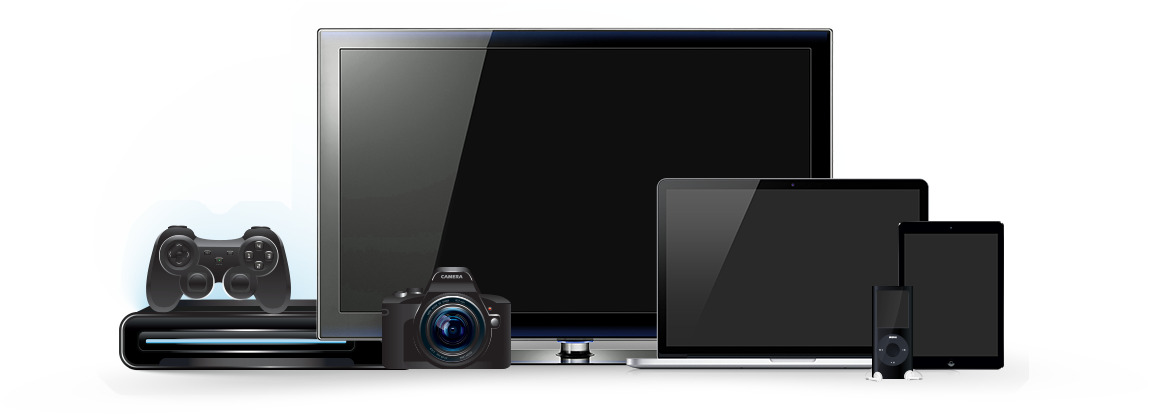 Electronic PNG Transparent Images.