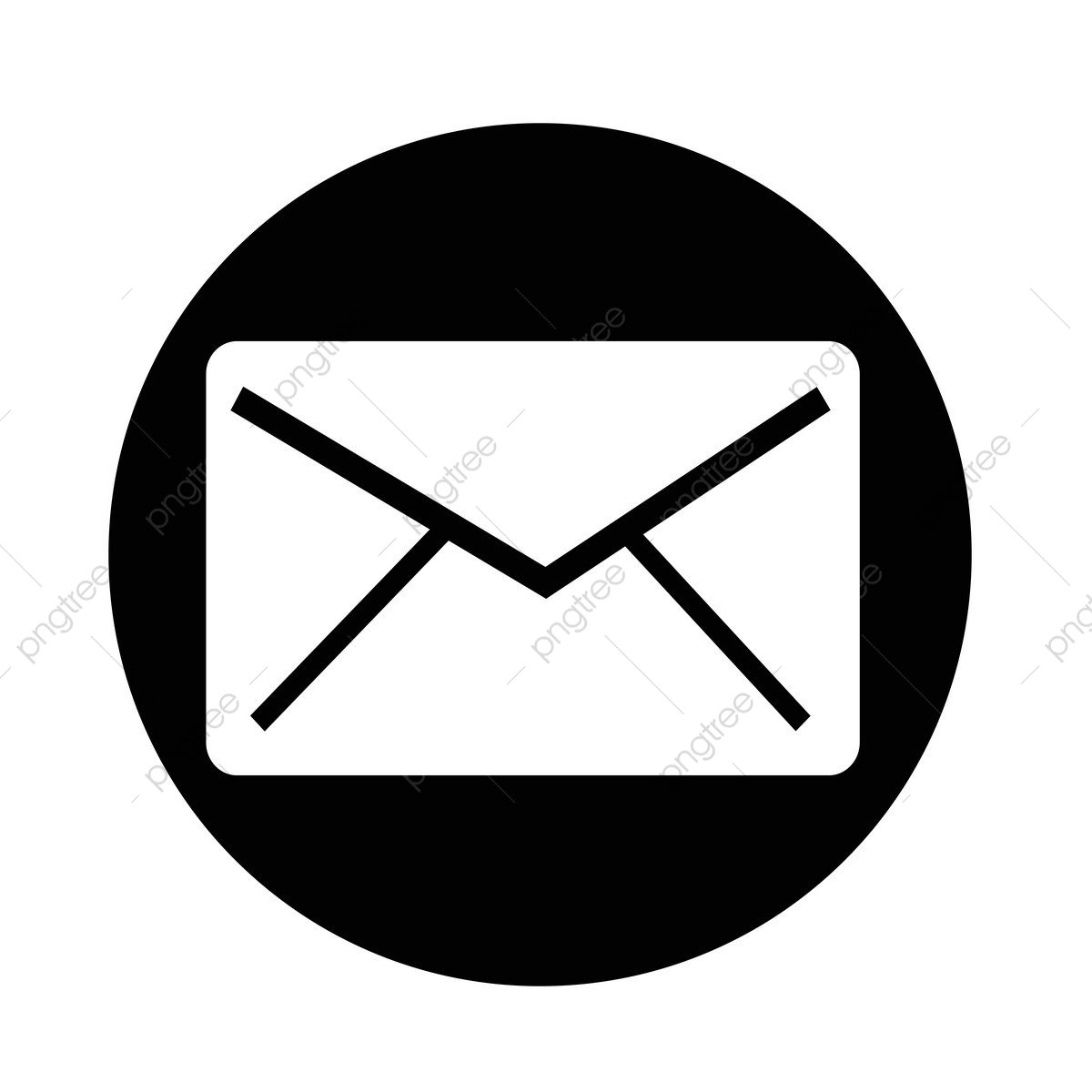 Email Symbol Icon, Email, Envelope PNG and Vector with.
