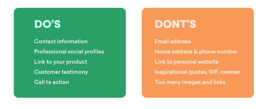 Design the Perfect Sales Email Signature.