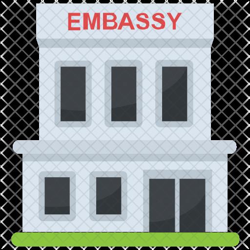 Embassy Icon.