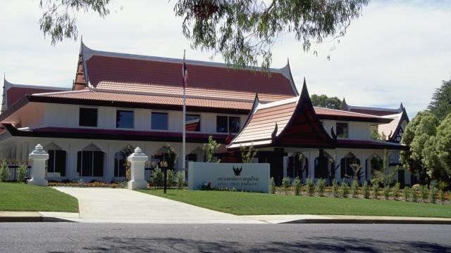 Embassy Drive.