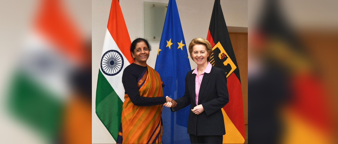 Welcome to Embassy of India, Berlin(Germany).