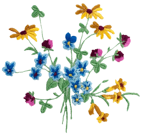 Download Embroidery PNG File.