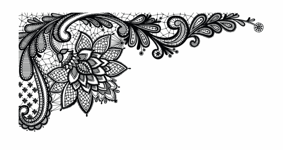 Lace Png Images Embroidery Designs From.