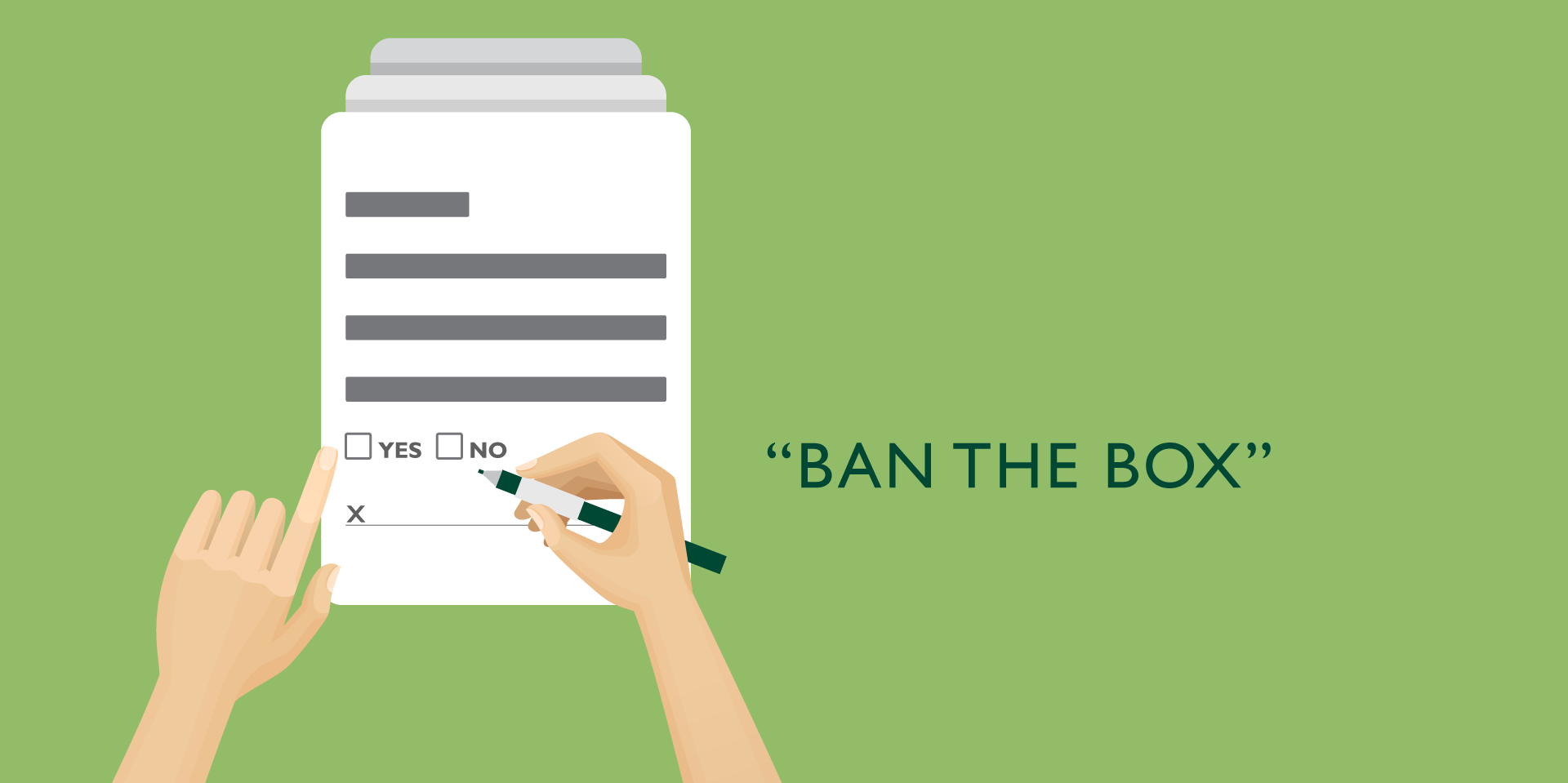 Ban the Box for New Mexico Private Employers.
