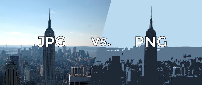 JPG y PNG. ¿Cuáles son sus diferencias y en que casos que.