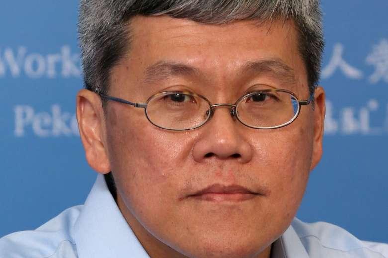 Minister Tan Chuan.