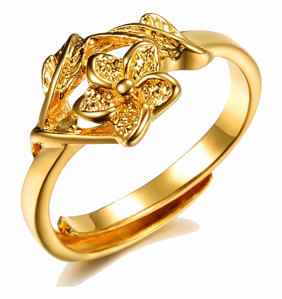 Gold Rings Png Hd.