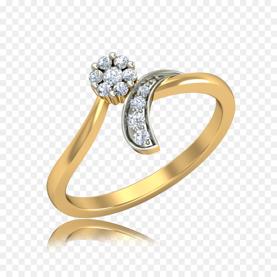Wedding Rings png download.
