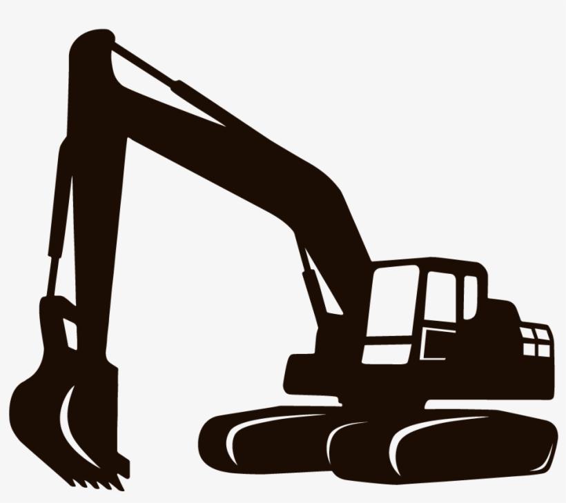 Backhoe Vector Excavator Bucket Clip Transparent Library.
